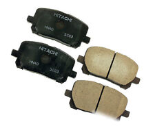 Disc Brake Pad Front HITACHI D1487H for Toyota Corolla Matrix Pontiac Vibe