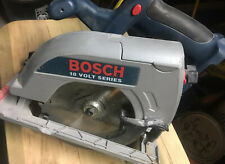 Bosch Skill Saw 18v Tool Only Tested