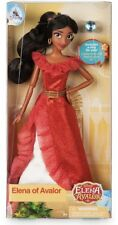 Genuine Disney Elena of Avalor Classic Doll with Ring - 11 1/2''