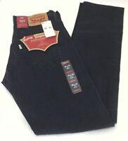 LEVI'S Jeans 511 Slim Vintage Navy Blue Slim Hip to Ankle/Stretch Men's $74.50