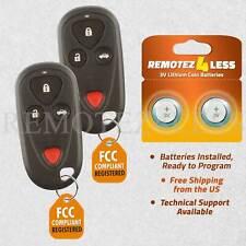 For 2004 2005 2006 Acura TL TSX Keyless Entry Car Remote Key Fob Transmitter