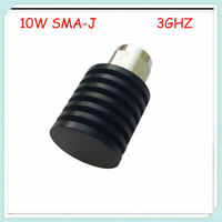 10W N-J male rf dummy load 50ohm terminator rf coaxial connector DC to 3GHZ