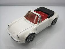 Diecast Siku Porsche 911 Cabriolet 1067 White Good Condition