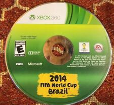 2014 FIFA World Cup Brazil (Microsoft Xbox 360, 2014) DISC ONLY 11318