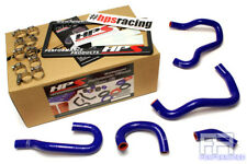 HPS Reinforced Silicone Heater Hose Kit For 06-09 S2000 AP2 LHD *By Wire* Blue