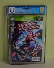Wonder Woman #611 (July 2011, DC) Alex Garner Variant CGC 9.8