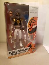 Power Rangers Lightning Collection White Ranger Mighty Morphin 6-Inch Figure NIB