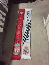 Liverpool Official Licensed Reversible Scarf ONLY!