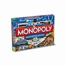 Monopoly Essex Edition Board Games