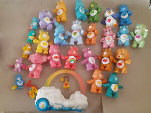 26 Care Bears  and extras