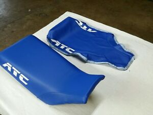 ATC350X SEAT COVER 1985 & 1986 ALL TERRAIN CYCLE SEAT COVER blue (H-322)