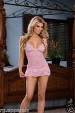 LADY HEART Sexy Lingerie Night Wear Sleep Room Babydoll dress Women Teddy JX10