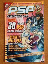 RIVISTA PSP MANIA 1.0 Giochi, film e video musicali in anteprima