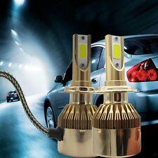 1Pair H7 110W 20000LM CREE LED Headlight Conversion Kit Car Beam Bulb Lamp 6000K