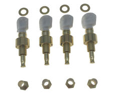 Set of 4 Gold w/ Pearl Buttons Banjo Geared Tuners Tuning Pegs Machine Head