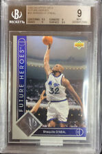 1993-94 Upper Deck Future Heroes #35 Shaquille Oneal BGS 9.0