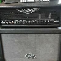 Peavey Valve King 100 VK100 half stack 2014 all tube from Fortmadisonguitars