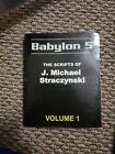 Babylon 5 The Scripts of J. Michael Straczynski Volume 1 From Season 1 used