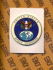 United States Space Comand DOD All Branches Stabrite badge award