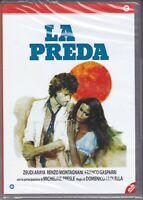 Dvd LA PREDA con Renzo Montagnani nuovo 1974