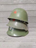 Authentic Yugoslavian/Yugo Military Surplus M59 M59/85 Steel Combat Helmet