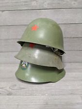 Authentic Yugoslavian/Yugo Military Surplus M59 M59/85 Steel Combat Helmet