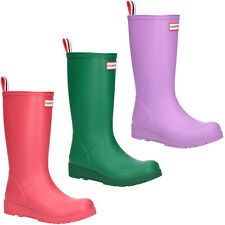Hunter Original Tall Play Womens Wellington Boots Waterproof Lightweight Wellies