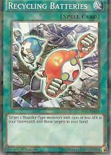 YU-GI-OH: RECYCLING BATTERIES - SHATTER FOIL RARE - BP03-EN158 - 1st EDITION