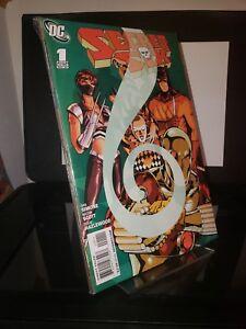 Secret Six by Gail Simone & Nicola Scott #1-6 DC Comics Suicide Squad Deadshot