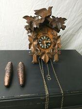 Vintage German Schneider cuckoo clock