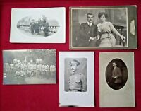 Old - Antique and VTG Postcards / Photos Lot 3 / Post Cards Vintage