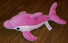 Pink Aurora Dolphin Stuffed Animal Plush Toy