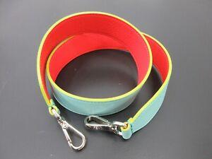 Authentic Excellent FENDI Shoulder Strap Leather Multi Color With Dust Bag 91818