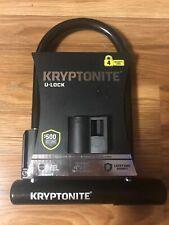 Kryptonite U-Lock High Security (Level 4) Bicycle Lock