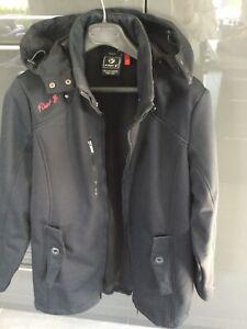 Softshell Jacke Damen First B Schwarz 40