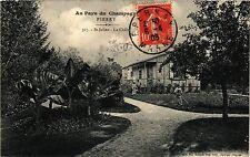 CPA Au Pays du Champagne-Pierry, St Julien-Le Chalet (346716)