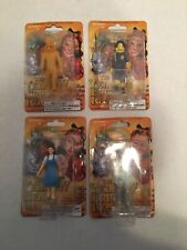 Vintage New Wizard Of Oz 4 Figures MGM 2005 Set