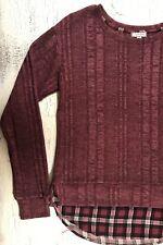Women's Sweater / NWT Size M / eyeshadow brand
