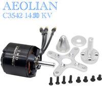New Aeolian C3542-1450KV brushless outrunner motor for Airplane RC Model