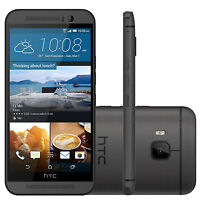 5.0'' Neuf HTC ONE M9 32 Go Android 20 Mpx 4G LTE Unlocked Smartphone - Gris