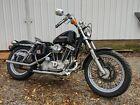 1976 Harley-Davidson Sportster  1976 Harley XLH Sportster Ironhead 1000 Original Chopper Bobber Custom XLCH 900