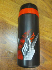Race One R1 Pr.1 Box Water Bottle With Powder Mix Cap - Black & Red