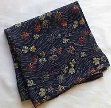 Synchronicity Liberty of London silk pocket square