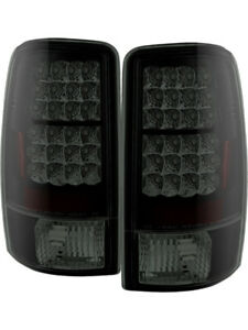 Spyder Chevy Suburban/Tahoe 1500/2500 00-06 LED Tail Lights Black Smok…(5078001)