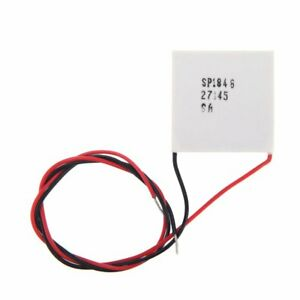 Thermoelectric Power Generator Peltier Module TEG 40*40mm High Temperature 150℃