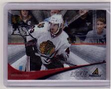 BRANDON SAAD 11/12 Panini Pinnacle Foil Rookie Card #262 Chicago Blackhawks