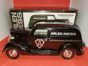 Arlen Ness Diecast Bank 1937 Chevrolet Delivery Truck