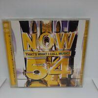 Various Artists - Now, Vol. 54 [UK] (2003) CD Double Album