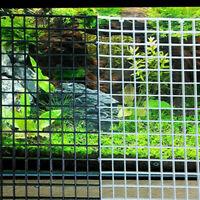 30cmx15cmx0.8cm Moosgitter Gitter Grid für Aquarium O8C Garnelen Fisch Prof L9C8