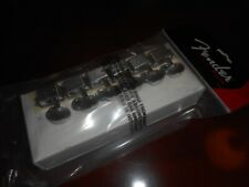 NEW - Fender ClassicGear Tuners For American Performer - CHROME, 099-0802-100